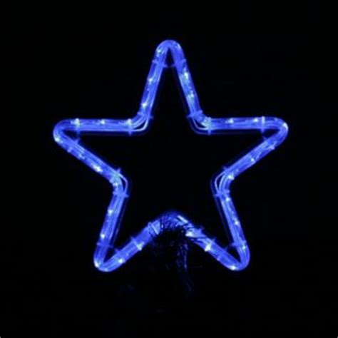 33 in outdoor led star of david lighted display 132 bulbs