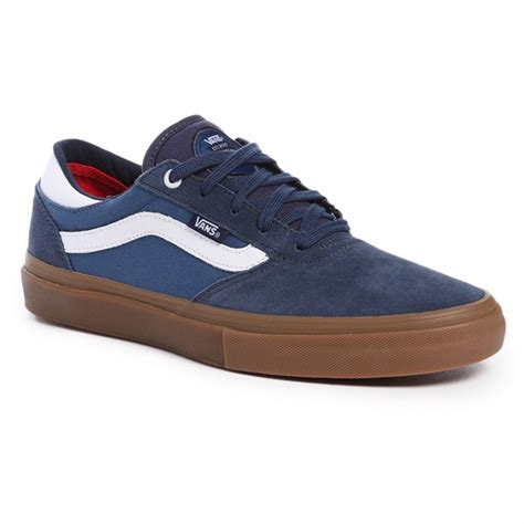 Vans Gilbert Crockett Pro Denim Black Gum Premium Icc 1 vans gilbert crockett pro shoes evo