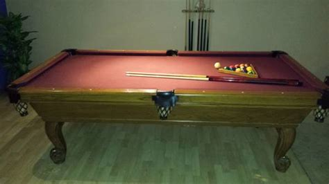 connelly pool table prices used used pool tables for sale cleveland ohio cleveland