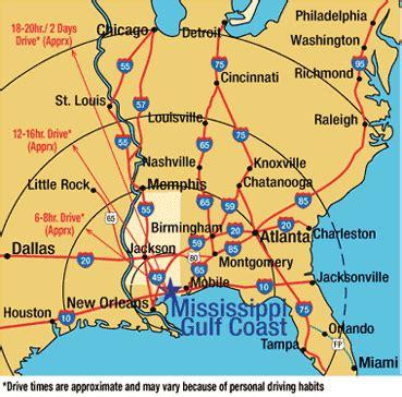 mississippi gulf coast transportation airport, car