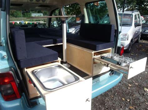 Tailgate Awning Used Citroen Berlingo 2 0hdi Campervan 5 Seats Microcamper