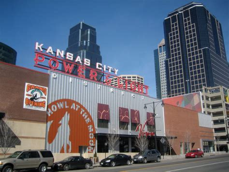 Kansas City Power And Light Restaurants by Second Racial Discrimination Suit Filed Against Kc