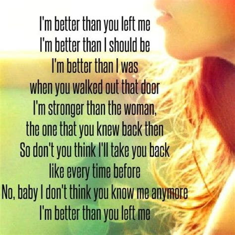 better by you better than me lyrics 140 best images about sooths the soul on