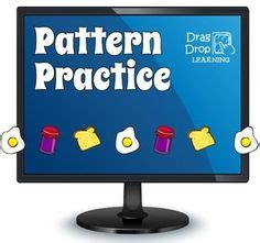 repeating pattern interactive games 1000 images about pattern activities on pinterest