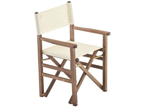sedie da regista in legno sedia regista fiam legno
