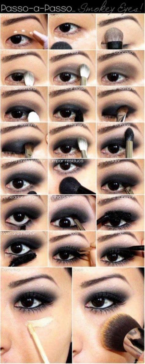 eyeliner tutorial romana hermosos tutoriales paso a paso en maquillaje de sombra