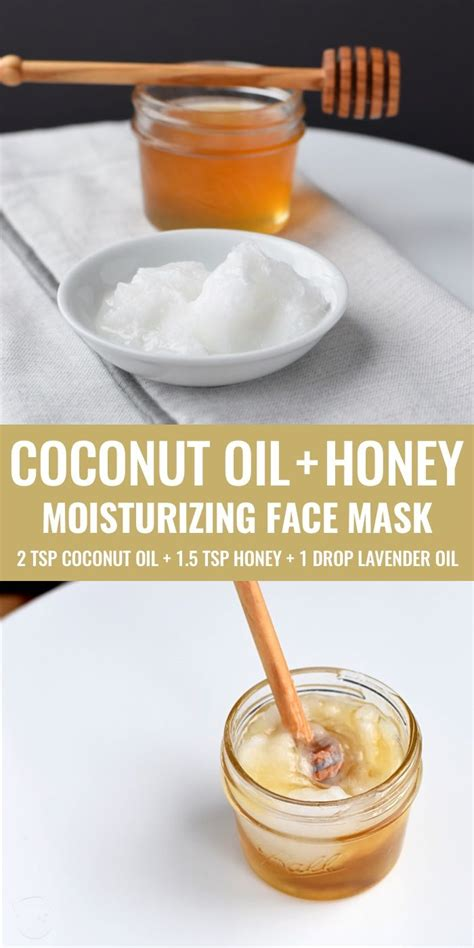 diy mask honey diy coconut and honey mask diy mask masks and coconut