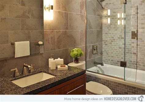 bathroom granite countertops ideas 15 bathrooms with granite countertops home design lover