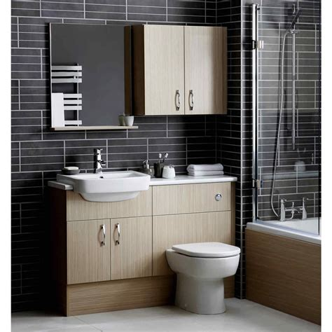Bathroom Furniture Uk Noble Dueto Slimline Toilet Unit Uk Bathrooms