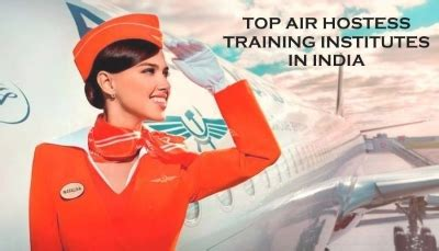 Top Mba In Aviation Management Colleges In India by Top Air Hostess Institutes In India 2017