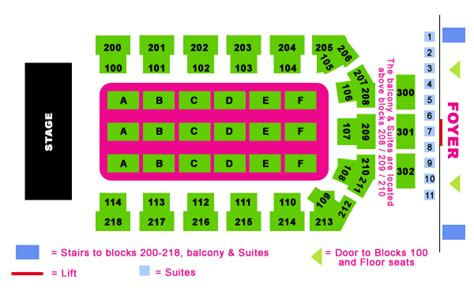 metro radio arena floor plan micky flanagan an another fing metro radio arena