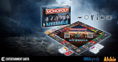 archive meets real estate  riverdale monopoly
