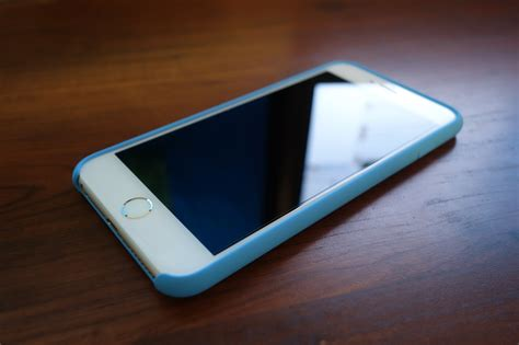 Mantap Iphone 6 6s Plus Silicone Royal Blue De Diskon official apple iphone 6 plus silicone review
