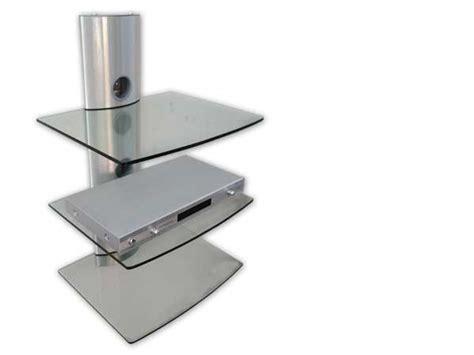 Lcd Tv Shelf by Dvd Player Holder Fits Samsung Led Lcd Tv Glass