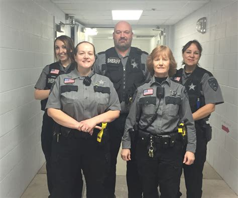 Correctional Officer Week by Sawyer County To Celebrate National Correctional