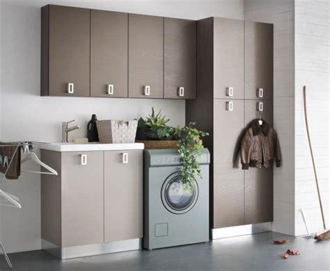 armadi per bagno mobili lavanderia per un bagno di servizio di classe