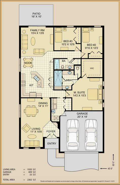 technical floor plan the adalia home floor plan covenant homes