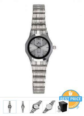 fitron jam tangan 1298l putih