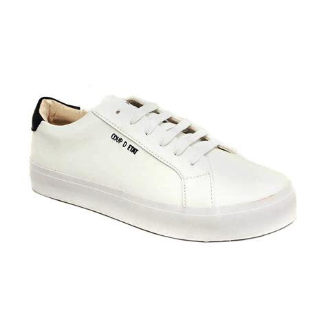 Sepatu Sneakers Pria Rjax095 Hitam Putih jual coup d etat ceremonial sepatu sneaker wanita putih