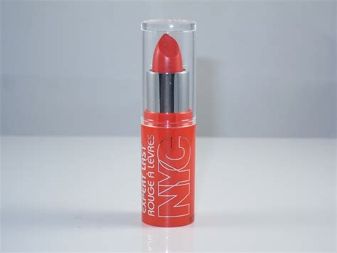Lipstik Nyc nyc new york color expert last lipstick review swatches musings of a muse