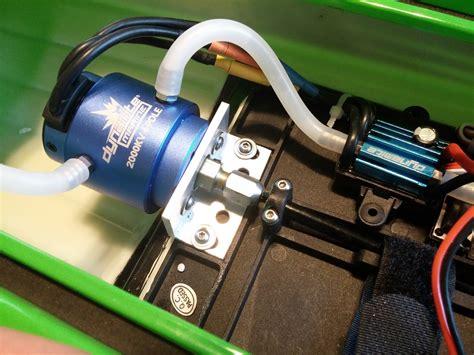 rc boat stuffing tube proboat shockwave stuffing tube upgrade