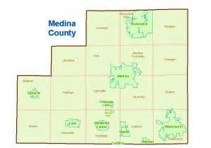 medina county census page