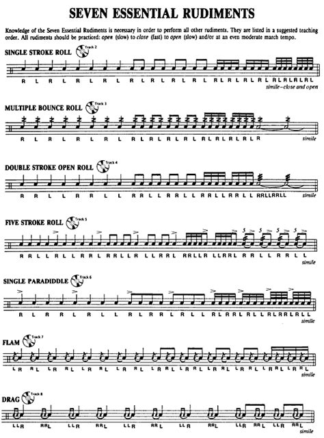 drumming pattern synonym list of synonyms and antonyms of the word rudiment