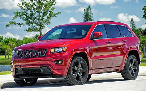 Jeep Altitude Reviews Picture 2 Review 2015 Jeep Grand Altitude 4x4