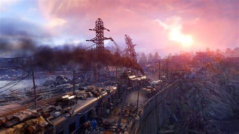 wallpaper metro exodus  screenshot   games
