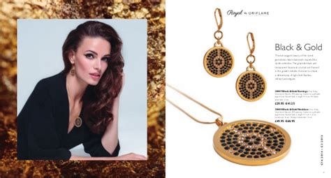 Jewelery Oriflame introducing a majestic new collection of exclusive jewellery designs