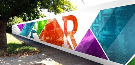 Hoarding Design On Behance | museum hoarding design on behance