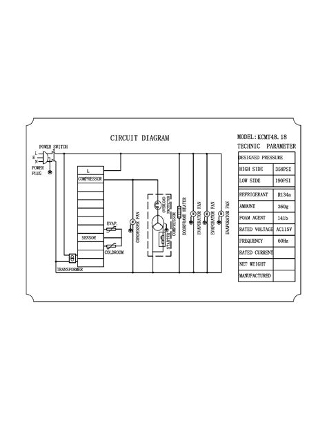 Wiring diagram kelvinator fridge jzgreentown kelvinator refrigerator wiring diagram wiring diagram cheapraybanclubmaster Image collections