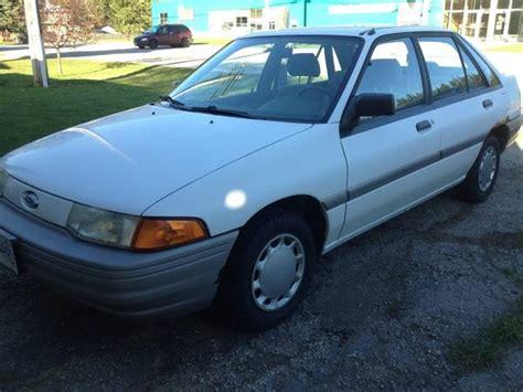buy car manuals 1992 ford escort spare parts catalogs 1992 ford escort partsopen