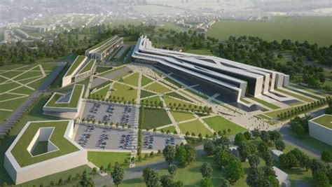 exhibition centre layout sasanbell to design 163 200m exhibition center in aberdeen