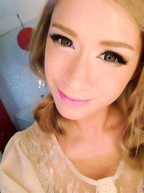download video tutorial make up ulzzang korea korean style ulzzang makeup tutorial biibiibeauty