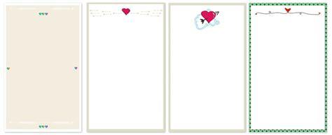 make note cards and print s day printable note cards dari design studio