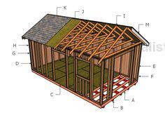building   lean  shed outdoor shed plans