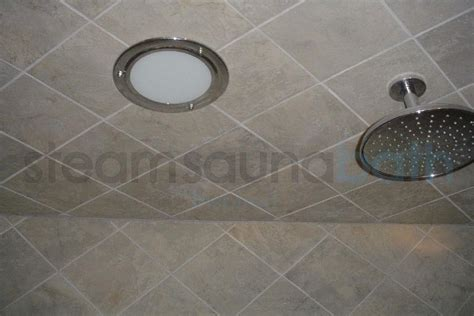 Recessed Led Shower Lighting Fixtures Recessed Steam Shower Light Photo Gallery And Image Library Steamsaunabath