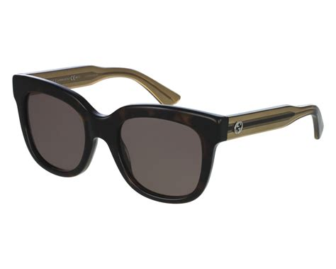 Kacamata Sunglasses Guci 3748 gucci glasses 3748 s yu8co sunglasses brown non polarized s eyewear ebay