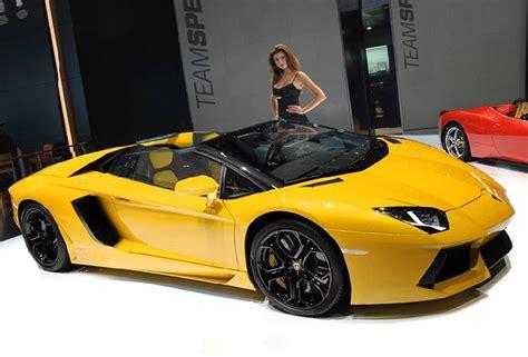 Lamborghini Y Sus Modelos by Lamborghini Lamborghini Revela Futuros Modelos