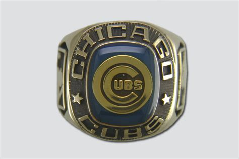 cubs rings chicago cubs ring by balfour baseball mlb