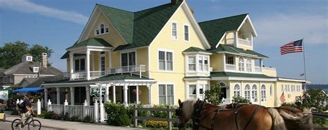 bed and breakfast mackinac island bay view bed and breakfast historic lodging mackinac