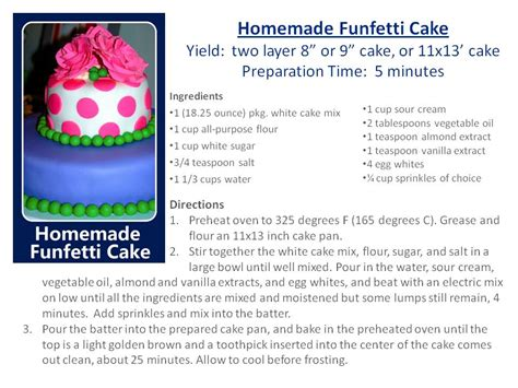 homemade funfetti cake and fondant decorating cupcake artist