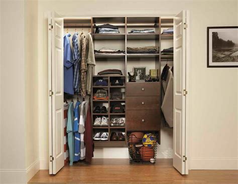 Foyer Closet Organizer by Cabinet And Shelving Stunning Design Of Open Closet