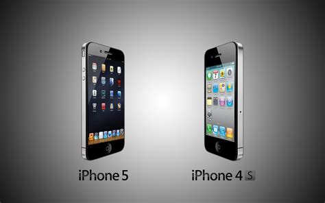 hd wallpapers to iphone 4s iphone 5 vs iphone 4s hd wallpaper imagebank biz