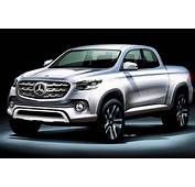 Mercedes Benz Planning Pickup