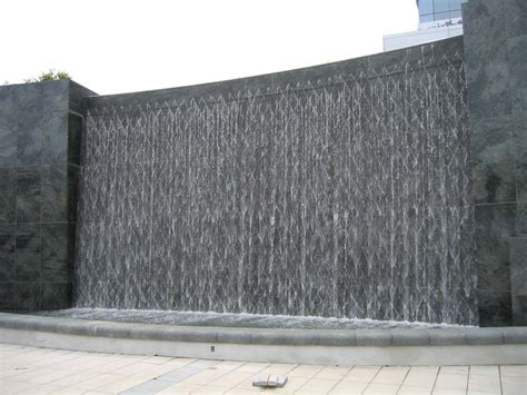 water wall great outdoor water wall design 68 for interior decor