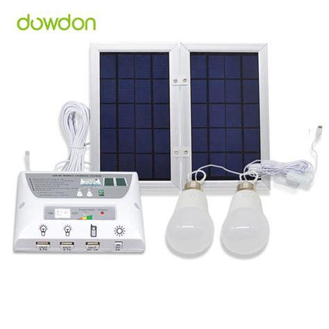 Lu Emergency Solar Cell aliexpress buy 6w solar panel 8000mah battery mobile solar power home lighting system kit