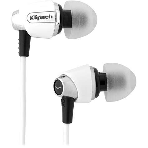 klipsch image s4 klipsch image s4 noise isolating stereo headphones 1012677 b h