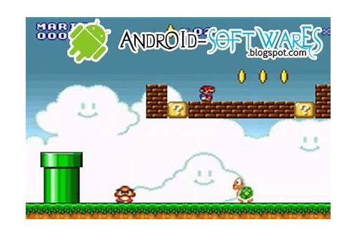 download games super mario bros apk